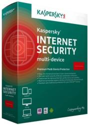 Kaspersky Internet Security 2014 Multi-Device EEMEA Edition (3 User, 2 Year) KL1941OCCDS