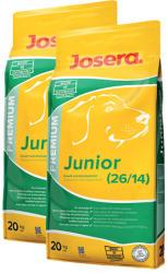Josera Junior 2 x 20kg