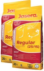 Josera Regular 2 x 20kg