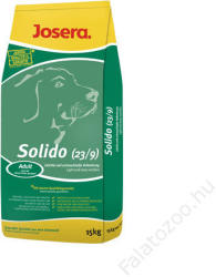 Josera Solido 3 x 15kg