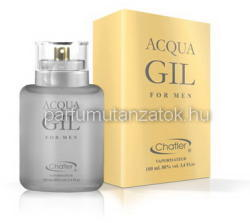 Chatier Acqua Gil Men EDT 100ml