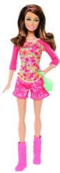 Mattel Barbie - Fashionistas - pizsamaparti babák - Teresa 2014 (BHV06/BHV09)