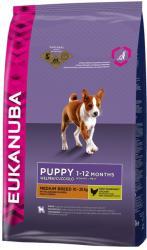 Eukanuba Puppy Medium Breed 2 x 15kg