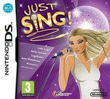 Conspiracy Entertainment Just Sing! (Nintendo DS)