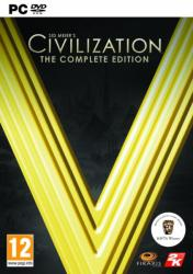 2K Games Sid Meier's Civilization V [The Complete Edition] (PC)