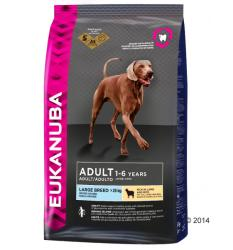 Eukanuba Adult Large Lamb & Rice 2 x 12kg