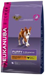 Eukanuba Puppy Junior Medium Breed 2 x 15kg
