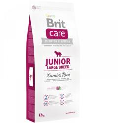 Brit Care - Junior Large Breed Lamb & Rice 12kg