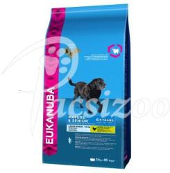 Eukanuba Mature & Senior Large Breed 2 x 15kg