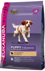 Eukanuba Puppy Junior Lamb & Rice 2,5kg