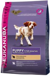 Eukanuba Puppy & Junior rich in Lamb & Rice 12kg