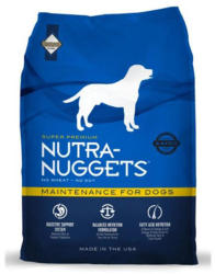 Nutra Nuggets Maintenance for Dogs 15kg