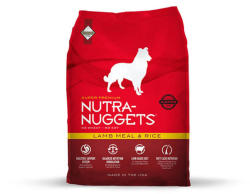 Nutra Nuggets Lamb Meal & Rice 15kg