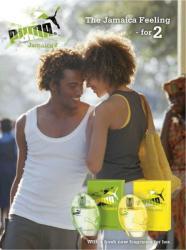 PUMA Jamaica 2 Woman EDT 50ml Tester