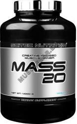 Scitec Nutrition Mass 20 - 4000g