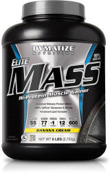 Dymatize Elite Mass - 2722g