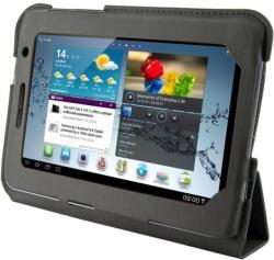 4World 4-Fold Slim for Galaxy Tab 2 7.0 -  Grey (09122)