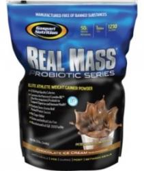 Gaspari Nutrition Real Mass Probiotic Series - 2722g