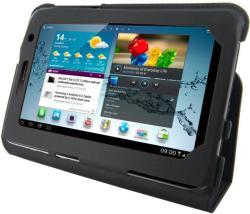 4World Ultra Slim for Galaxy Tab 2 7.0 - Black (09123)
