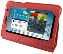 4World Ultra Slim for Galaxy Tab 2 7.0 - Red (09125)