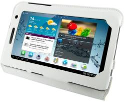4World Ultra Slim for Galaxy Tab 2 7.0 - White (09124)