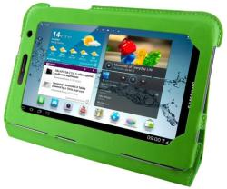 4World Ultra Slim for Galaxy Tab 2 7.0 - Green (09128)