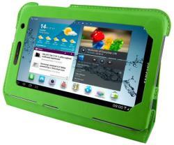 4World Ultra Slim for Galaxy Tab 2 7.0 - Green (09128)