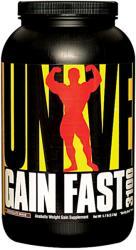 Universal Nutrition Gain Fast 3100 - 2300g