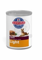 Hill's SP Canine Adult Light Original 12 x 370g