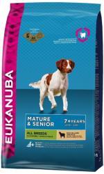 Eukanuba Mature & Senior 7+ All Breeds Lamb & Rice Maintenance 12kg