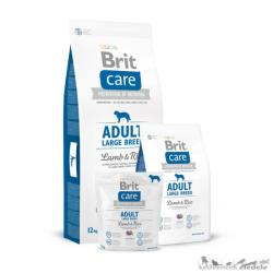 Brit Care Adult Large Breed - Lamb & Rice 3kg