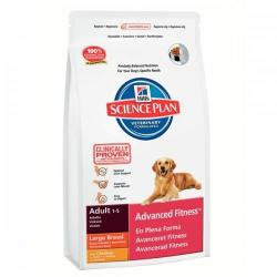 Hill's SP Canine Adult Advanced Fitness Large Breed Chicken 12kg