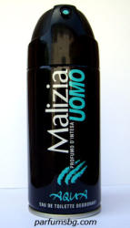 Malizia Uomo Aqua (Deo spray) 150ml