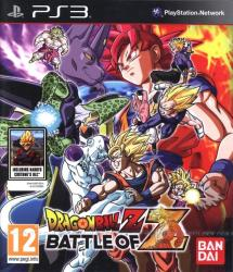 Namco Bandai Dragon Ball Z Battle of Z (PS3)