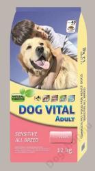 DOG VITAL Adult Sensitive All Breed 12kg