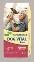DOG VITAL Adult Sensitive Mini 9kg
