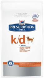 Hill's PD Canine k/d 2x12kg