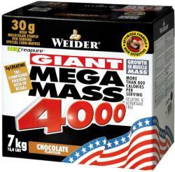 WEIDER Giant Mega Mass 4000 - 7000g
