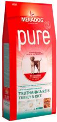 Mera High Premium Pure Turkey & Rice 2 x 12,5kg
