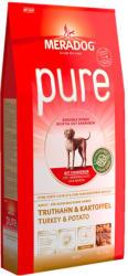 Mera High Premium Pure Turkey & Potato 2 x 12,5kg