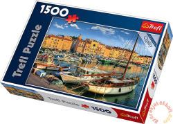 Trefl Saint Tropez - Régi kikötő 1500 db-os (26130)