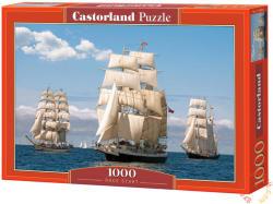 Castorland Vitorlások startja 1000 db-os