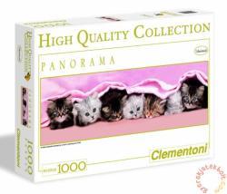 Clementoni Kiscicák takaró alatt 1000 db-os