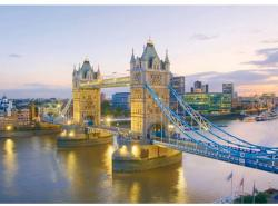 Clementoni Tower híd, London 1000 db-os (39022)