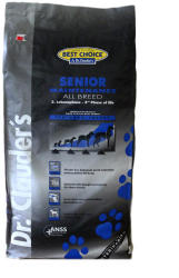 Dr.Clauder's Best Choice - Senior All Breed 4kg