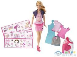 Mattel Barbie Pólódekoráló készlet