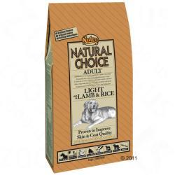 Nutro Natural Choice - Adult Light Lamb & Rice 2 x 10kg