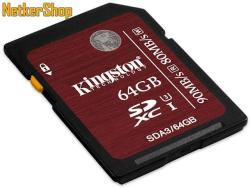 Kingston SDXC Ultimate 64GB UHS-I SDA3/64GB