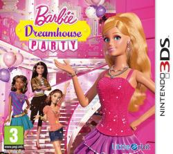 Namco Bandai Barbie Dreamhouse Party (3DS)
