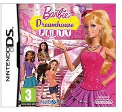 Namco Bandai Barbie Dreamhouse Party (Nintendo DS)